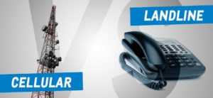 Wednesday Debate Topic: Cellular vs. Landline Security Alarm Systems