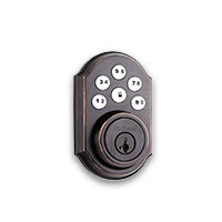 Automatic Keypad Smart Door Lock