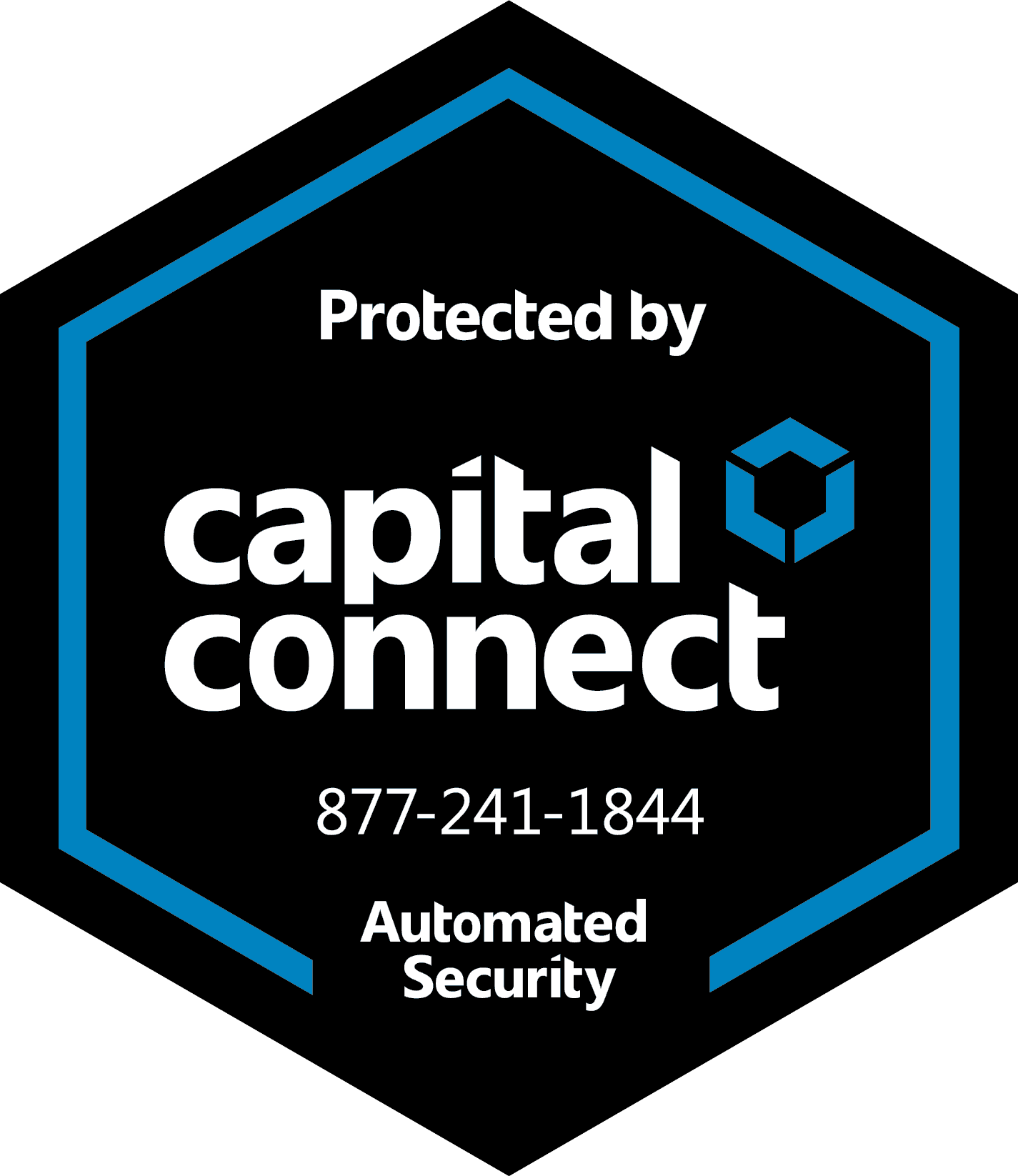 Security Yard Sign Connect Security